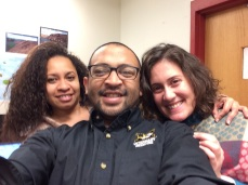 Mari, Samoa and Fidy defended their dissertation proposal within a week. They would do the same for the actual dissertation